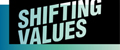 SHIFTING VALUES Logo