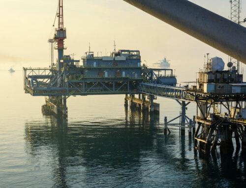 Unterwasserlärm durch Ölsuche in südosteuropäischen Gewässern