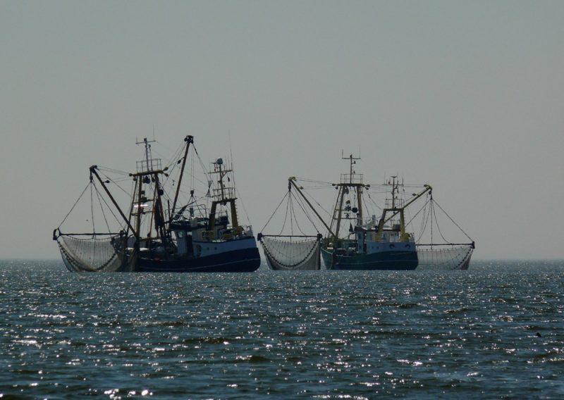 Fischerei Schiffe Hochsee