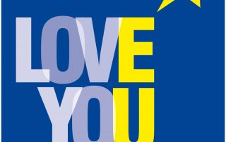 Love You EU Logo